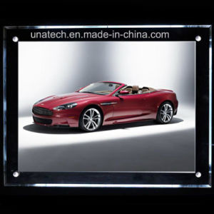 Factory Direct LED Crystal Advertising Media Light Box pictures & photos