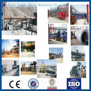 1.5*15m Sand Rotary Dryer for Drying Materials pictures & photos