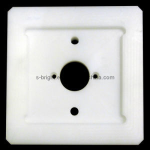 CNC Milling Parts POM Material (LM-305) pictures & photos