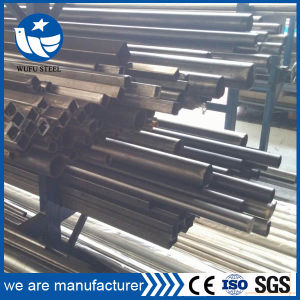 High Quality ERW Welded Carbon Guardrail Steel Pipe pictures & photos