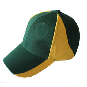 Plain Color Blank 6 Panls Customized Sports Cap (GKA01-D00084) pictures & photos