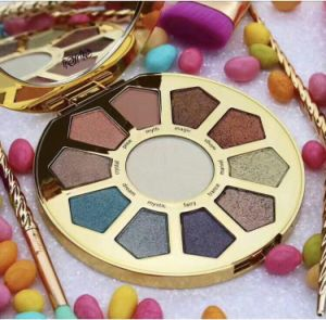 Presell! Tarte 10 Color Round Shape Cosmetic Eye Shadow Palette pictures & photos