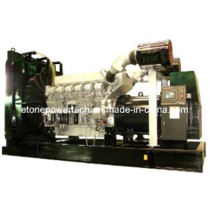 1400kVA Mitsubishi Diesel Generator Set (ETMG1400)