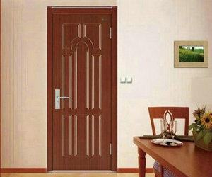 Bedroom Free Paint PVC Wood Door (MQM-11)