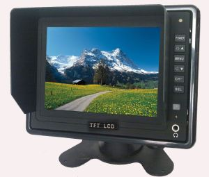 5inch 4: 3 Rear View Car Backup LCD Monitor pictures & photos