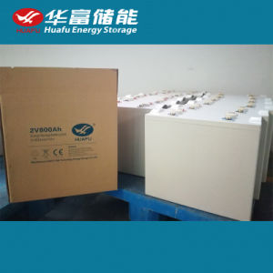 Solar Battery 2V 800ah Gel Battery with Ce Certification pictures & photos