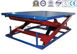 Electric Unloading Platform pictures & photos
