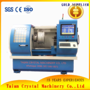 Awr28h Diamond Cut Rim Repair Machine in New York Manufacturer Directly. pictures & photos