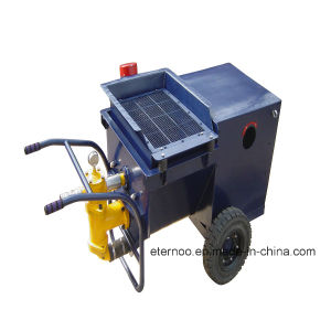 Electric Motor 40 Bar Pressure Sand Mortar Spraying Machine pictures & photos