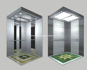 European Standard VVVF Machine Roomless Passenger Lift with High Quality pictures & photos