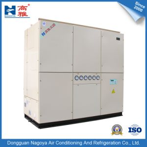 Water Cooled Air Conditioner with Electric Heat (50HP KWD-50)