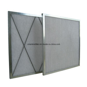 Plank Coarse Efficiency Filter Mesh pictures & photos