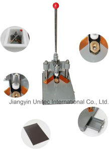 Qy20 New Design Rounding Machine Corner Rounder pictures & photos