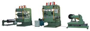 Vulcanizing Machine for Raised Edge Conveyer