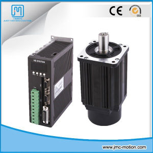 Size 60mm 1.27n. M Single Phase 400W 220V AC Servo Motor and Driver pictures & photos