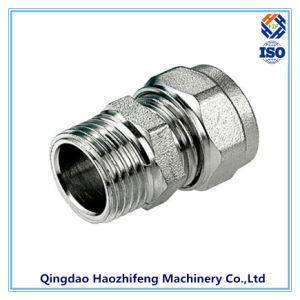 Precision Casting Stainless Steel Pex Pipe Fitting pictures & photos