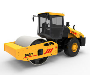 Sany SSR100c-6 SSR Series 10ton Vibration Road Roller Steel Road Roller for Sale pictures & photos