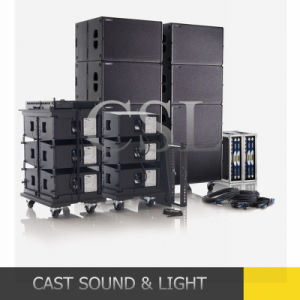 """Hot Dual 10"""" 3way Tw Vera36 Speaker Line Array System pictures & photos"""
