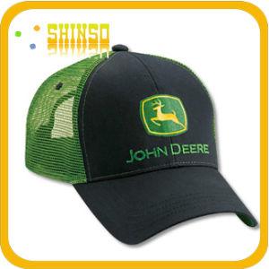 Custom John Deer Applique Embroidery Logo Mesh Cap (MH011SSH)