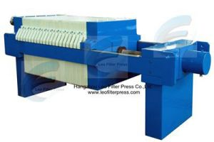 Leo Filter Press Industrial Hydraulic Filter Press pictures & photos