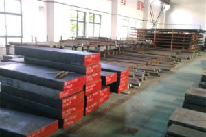 Steel for Mold with Good Quality and Reasonable Price