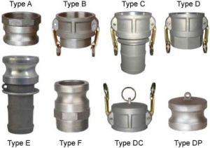 Aluminium / Stainless Steel Camlock Fitting, Camlock Coupling, Fire Hose Camlock Coupling pictures & photos