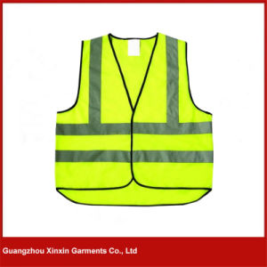 Green High Visibility Reflective for Worker Safety Vest Supplier (V03) pictures & photos
