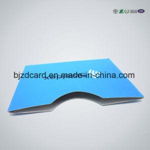 Stunning Custom Aluminum Foil Smart Card Passport RFID Blocking Sleeve pictures & photos