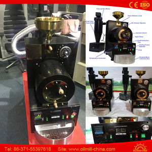 Hot Sales 600g Per Batch Electricity Heat Small Coffee Roaster pictures & photos