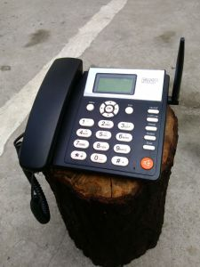 3G WCDMA Wireless Office Phone with SIM Card (factory outlet) pictures & photos