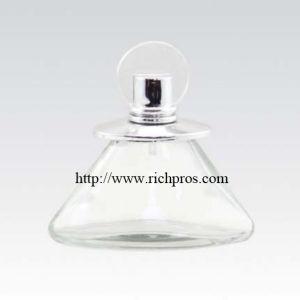 Glass Perfume Bottle White Glass Bottle 70ml
