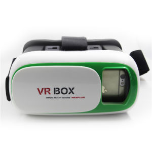 Hot Selling 3D Eyewear Virtual Reality Glasses, Google Cardboard pictures & photos