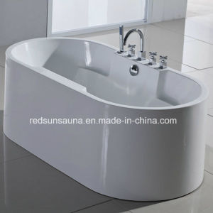 Circular Simple Bathroom Bathtub (ATL-125)