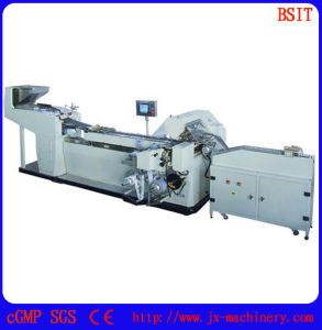Effervescent Tablet Roll Wrapping Machine pictures & photos
