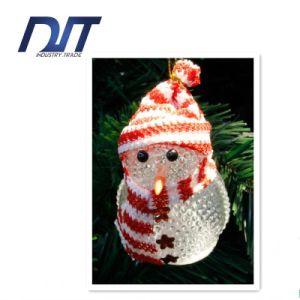 LED Light Christmas Snowman Pendant Boutique Gift Christmas Snowman Ornaments pictures & photos