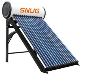 Anti-Freezing Heat Pipe Pressure Solar Geyers pictures & photos