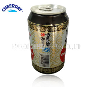 330ml 9.5 Plato Alcoholic Beverages Panda Canned Beer pictures & photos