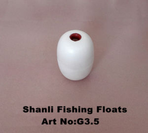 PVC Fishing Floats (G3.5) pictures & photos