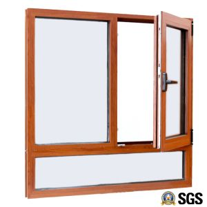 High Quality Colourful Aluminum Profile Inward Tilt & Turn Window, Aluminium Window, Window K04032 pictures & photos