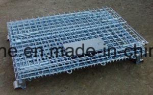 Steel Bulk Storage Container/Wire Basket pictures & photos