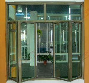 Hotsale As2047 Aluminium Bi-Folding Door (BHA-DBF05) pictures & photos