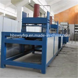 FRP GRP Pipes FRP Profile Pultrusion Machine pictures & photos
