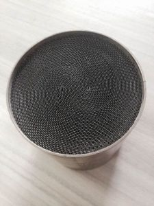 Honeycomb Metal Substrate Metal Catalyst Gas Purifier Catalyst pictures & photos