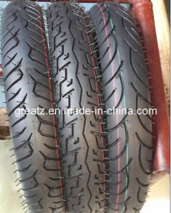 Motorcycle Tubeless Tyre / Tubeless Tire (360H-18 NEW PATTERN) pictures & photos