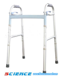 Folding Walker for Disable Adult Without Wheels pictures & photos