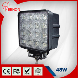 High Quality 48W LED Trackor Working Light for Automotive Truck LED Work Light pictures & photos