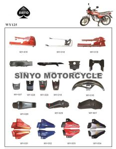 Wholesale Chinese Polular Motorcycle Spare Parts pictures & photos