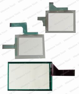 Mitsubishi DMC-T2858S1 BK0-C10791H02 A951GOT/DMC-T Touch Screen Panel Membrane Touchscreen Glass pictures & photos