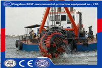 8 Inch High Efficiency and Low Proce Cutter Suction Dredger