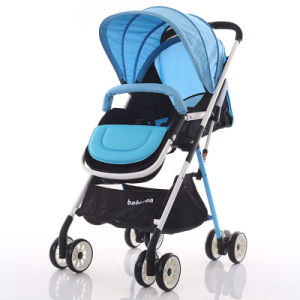Tianshun Manufacturer En71 Baby Foldable Stroller pictures & photos